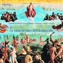 El Leon de Oro - Amarae Morti, CD
