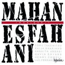 Mahan Esfahani - Musique?, CD