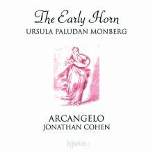 The Early Horn, CD