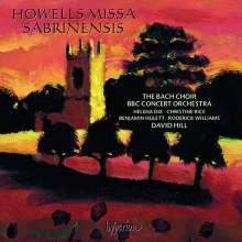 Herbert Howells (1892-1983): Missa Sabrinensis, CD