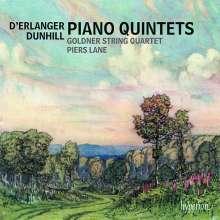 Frederic d'Erlanger (1868-1943): Klavierquintett, CD