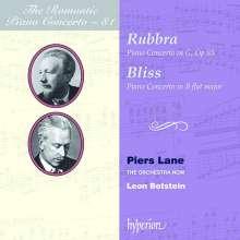 Edmund Rubbra (1901-1986): Klavierkonzert G-Dur op.85, CD