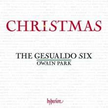 The Gesualdo Six - Christmas, CD