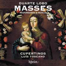 Duarte Lobo (1565-1646): Messen, CD