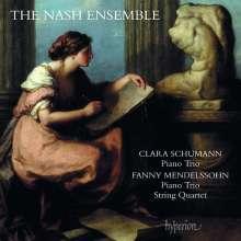 Fanny Mendelssohn-Hensel (1805-1847): Streichquartett Es-Dur, CD