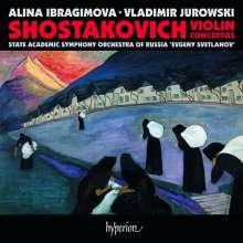 Dmitri Schostakowitsch (1906-1975): Violinkonzerte Nr.1 & 2 (opp.99 & 129), CD