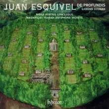 Juan Esquivel (1560-1624): Missa Hortus Conclusus, CD