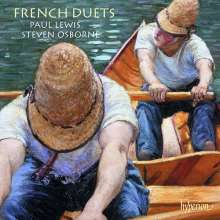 French Duets, CD