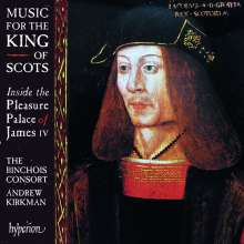 Music for the King of Scots - Inside the Pleasure Palace of James IV, CD