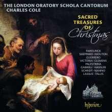 London Oratory Schola Cantorum - Sacred Treasures of Christmas, CD