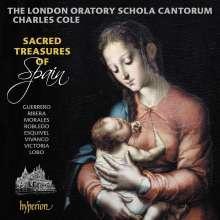 Sacred Treasures of Spain, CD