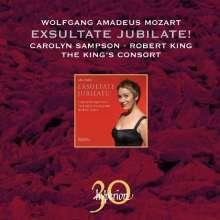 Wolfgang Amadeus Mozart (1756-1791): Geistliche Musik, CD