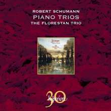 Robert Schumann (1810-1856): Klaviertrios Nr.1 & 2, CD