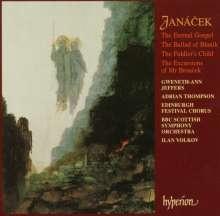 "Leos Janacek (1854-1928): Legende für Sopran,Tenor,Chor,Orchester ""The Eternal Gospel"", Super Audio CD"