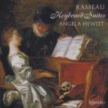 Jean Philippe Rameau (1683-1764): Klavierwerke, SACD