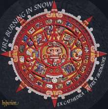 """Juan de Araujo (1646-1712): Geistliche Werke - """"Fire Burning in Snow"""", SACD"""