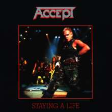Accept: Staying A Life, 2 CDs