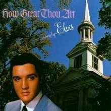 Elvis Presley (1935-1977): How Great Thou Art (13 Tracks), CD
