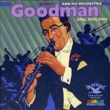 Benny Goodman (1909-1986): Sing Sing Sing, CD