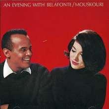 Harry Belafonte: An Evening With Belafonte/Mouskouri, CD