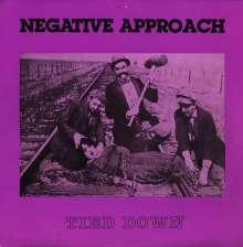 Negative Approach: Tied Down (Limited Edition) (Translucent Purple Vinyl), LP