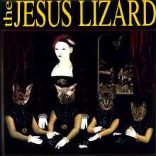 The Jesus Lizard: Liar, LP