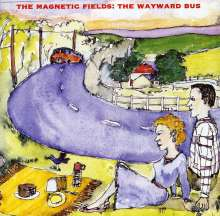 The Magnetic Fields: Wayward Bus/Distant Pla, CD