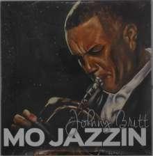 Johnny Britt: Mo Jazzin, CD