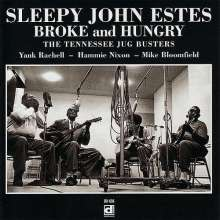 Sleepy John Estes: Broke And Hungry, CD