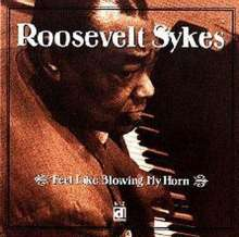 Roosevelt Sykes: Feel Like Blowing My Ho, CD