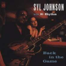 Syl Johnson: Back In The Game, CD