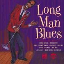Long Man Blues, CD