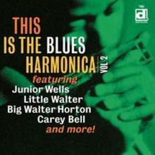 This Is The Blues Harmo: This Is The Blues Harmonica 2, CD