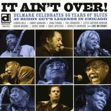 It Ain't Over: 55 Years Of Blues, CD