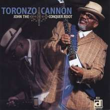 Toronzo Cannon: John The Conquer Root, CD