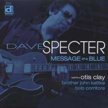 Dave Specter: Message In Blue, LP