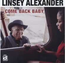 Linsey Alexander: Come Back Baby, CD