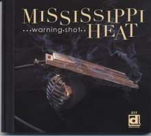 Mississippi Heat: Warning Shot, CD