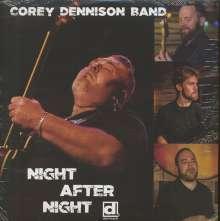 Corey Dennison: Night After Night, LP