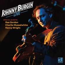 Rockin' Johnny Burgin: Live, LP