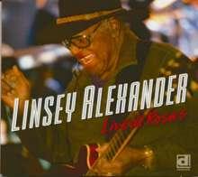 Linsey Alexander: Live At Rosa's, CD