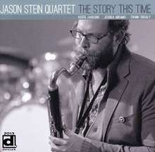Jason Stein (geb. 1976): Story This Time, CD