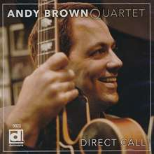 Andy Brown: Direct Call, CD