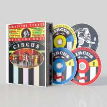 The Rolling Stones Rock And Roll Circus (Limited-Deluxe-Edition), 2 CDs