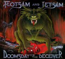 Flotsam And Jetsam: Doomsday For The Deceiver (Limited Edition), CD