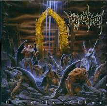 Immolation: Here In After, CD
