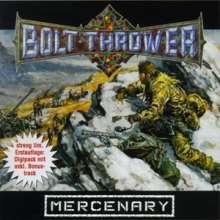 Bolt Thrower: Mercenary, CD