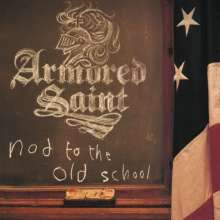 Armored Saint: Nod To The Old School, CD