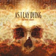 As I Lay Dying: Frail Words Collapse (Reissue) (180g), LP