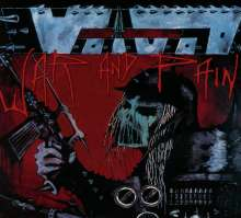 Voivod: War And Pain +4, CD